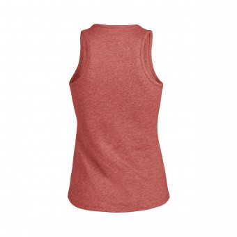 Wolff Vintage Women T-Shirt Megan Farbe Rotgrau Material Cotton Biobaumwolle Fair Wear Ansicht Rückseite