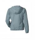 Wolff Vintage Women Jacke Florence Farbe graublau Material Cotton Biobaumwolle Fair Wear Ansicht Rückseite